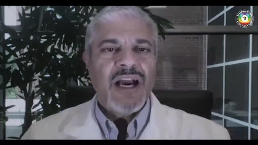 We have undercover footage it's time to make this public Dr Rashid