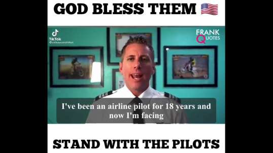 STAND WITH THE PILOTS!